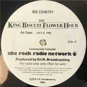 Big Country - The King Biscuit Flower Hour download mp3 flac