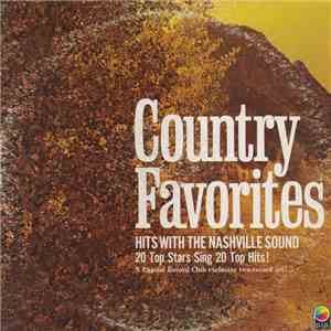 Various - Country Favorites (Hits With The Nashville Sound) download mp3 flac